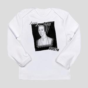 Anne Boleyn Graphic Long Sleeve Infant T-Shirt