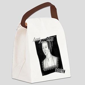 Anne Boleyn Graphic Canvas Lunch Bag