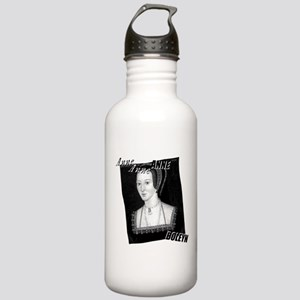 Anne Boleyn Graphic Stainless Water Bottle 1.0L