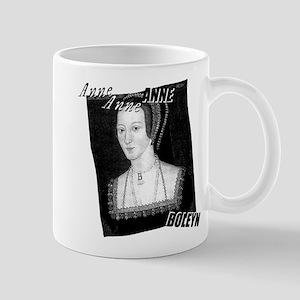 Anne Boleyn Graphic Mug