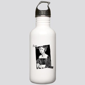Jane Seymour Graphic Stainless Water Bottle 1.0L