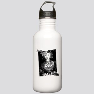 Anne Of Cleves Graphic Stainless Water Bottle 1.0L