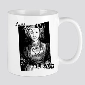 Anne Of Cleves Graphic Mug