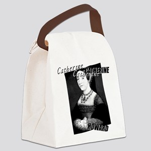 Catherine Howard Graphic Canvas Lunch Bag