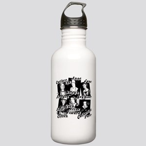 Wives Of Henry The Eighth Stainless Water Bottle 1