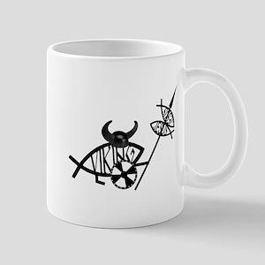 Viking Fish Mug