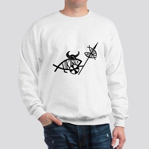 Viking Fish Sweatshirt