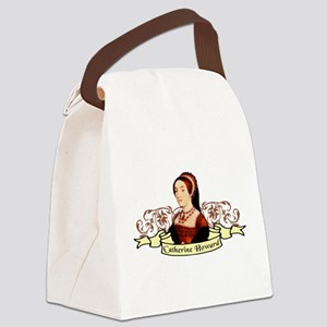 Catherine Howard Canvas Lunch Bag