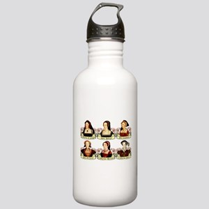 Six Wives Of Henry VIII Stainless Water Bottle 1.0