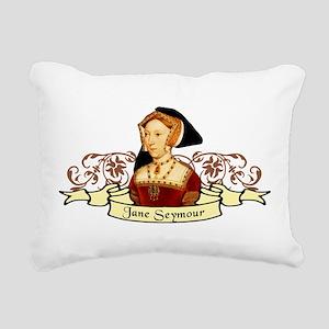 Jane Seymour Rectangular Canvas Pillow