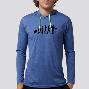 Mailman Mens Hooded Shirt