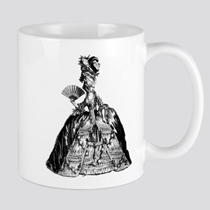 18th Century Lady Mug
