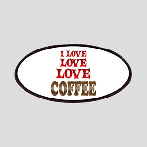 Love Love Coffee Patches