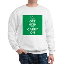 Get High And Carry On Sweatshirt