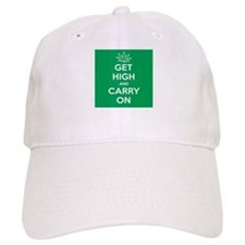 Get High And Carry On Cap