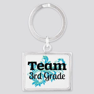 Team 3rd Grade Keychains