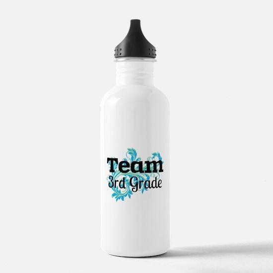 Team 3rd Grade Water Bottle