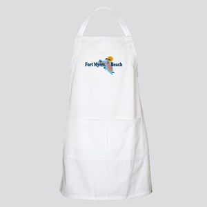 Fort Myers - Map Design. Apron