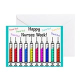 Nurses week Greeting Cards (20 Pack)