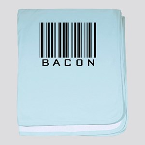 Bacon (barcode) baby blanket