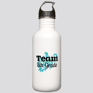 Team 5th Grade Water Bottle