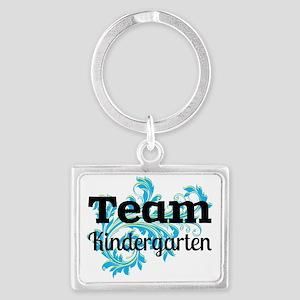 Team Kindergarten Keychains