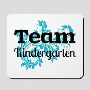 Team Kindergarten Mousepad