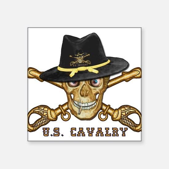Forever Cavalry Sticker