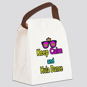 Crown Sunglasses Keep Calm And Hula Dance Canvas L