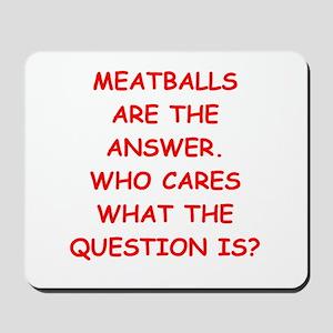 meatball Mousepad