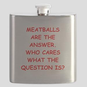 meatball Flask