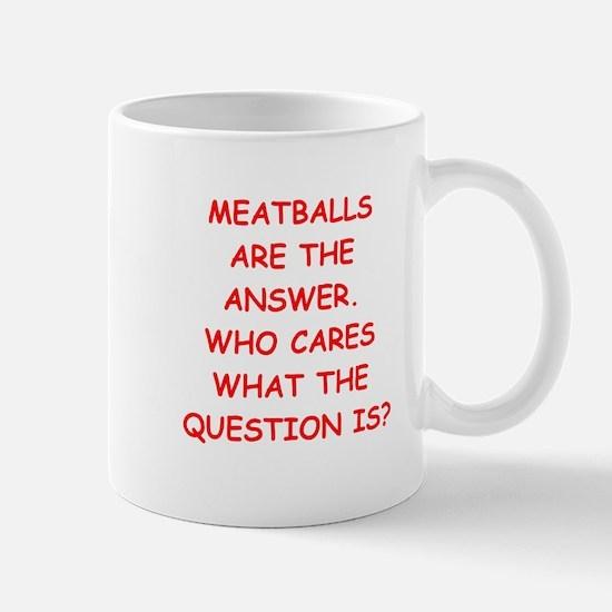 meatball Mug