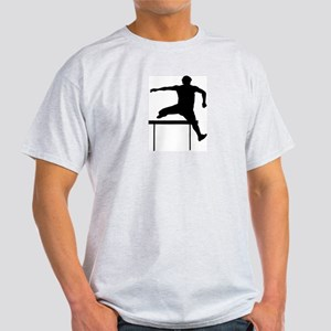 Hurdler Silhouette Light T-Shirt