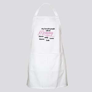 Mommy personalized kids Apron