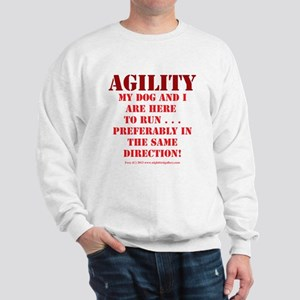 Directionally Challenged Sweatshirt