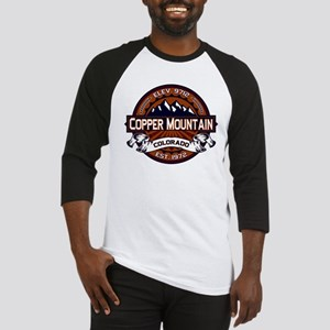 Copper Mountain Vibrant Baseball Jersey