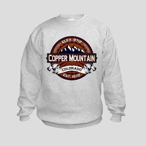 Copper Mountain Vibrant Kids Sweatshirt