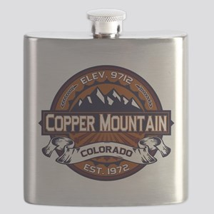 Copper Mountain Vibrant Flask