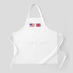 USA & Union Jack BBQ Apron