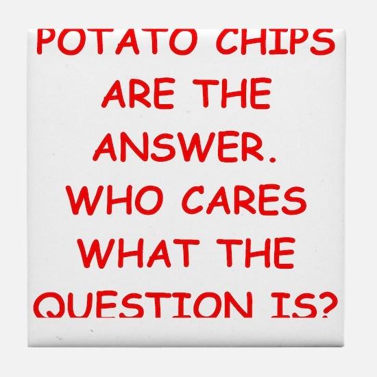 potato Tile Coaster