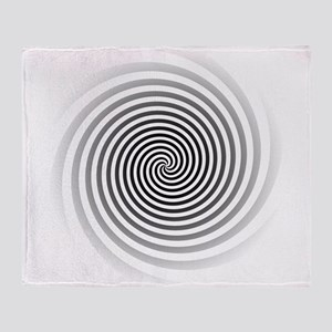 HypnoDisk Throw Blanket