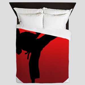 KARATE keri Queen Duvet