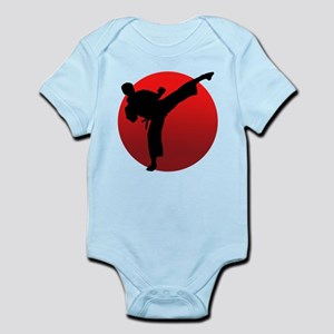 KARATE keri Infant Bodysuit