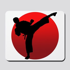 KARATE keri Mousepad