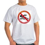 Stop Mexico Ash Grey T-Shirt