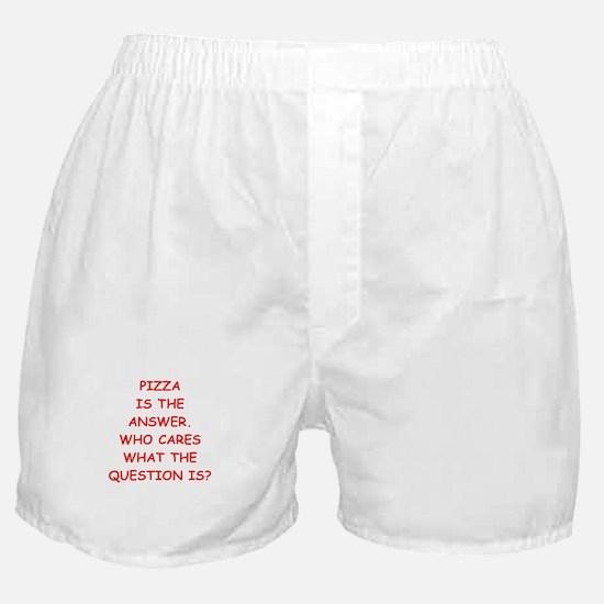 pizza Boxer Shorts