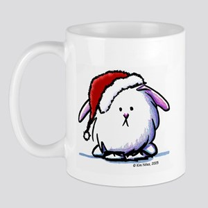 Holiday Dust Bunny Mug