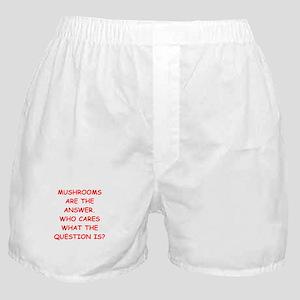 mushroom Boxer Shorts