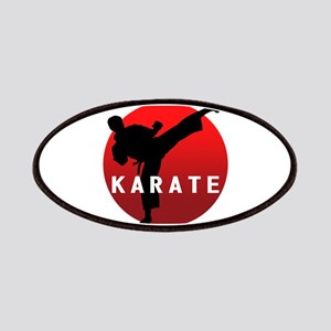 KARATE keri 1 Patches