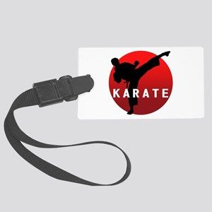 KARATE keri 1 Large Luggage Tag